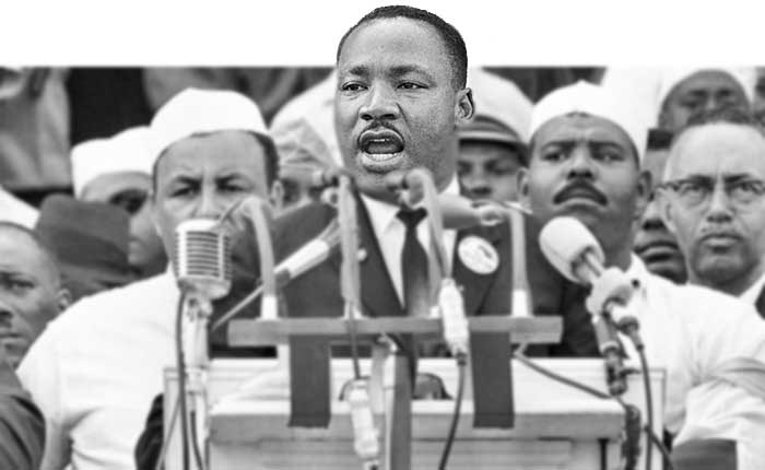 Martin Luther King semblanza