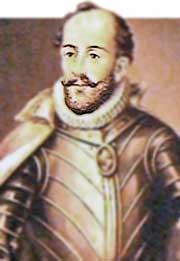 Andrés Hurtado de Mendoza y Cabrera, II Marqués de Cañete (n. Cuenca, 1510 - m. Lima, 14 de septiembre de 1560) fue un militar y político español que llegó ... - Andres_Hurtado_de_Mendoza