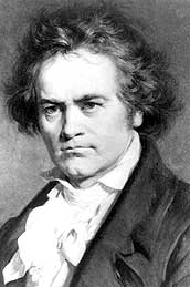 Resultat d'imatges de Ludwig van Beethoven