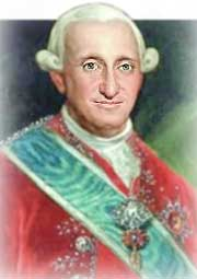 Biografía de Carlos IV de España