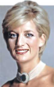 Diana de Gales - Lady Di - Diana Frances Spencer
