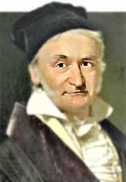 Carl Gauss - Carl Friedrich Gauss