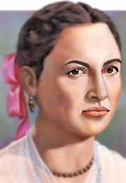 Biografía de Gertrudis Bocanegra (Quién es, vida, historia, bio resumida,  trabajos)