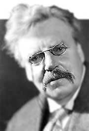 G. K. Chesterton - Gilbert Keith Chesterton