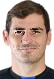 e23bdce556e Biografía de Iker Casillas Fernández