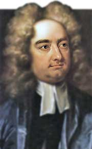 Jonathan Swift y sus obras