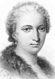 maria gaetana agnesi A mi parla'm de matemàtiques i filosofia, i la meva germana ja tocarà el piano la nena que deia aquestes coses era gaetana agnesi (1718-1799.