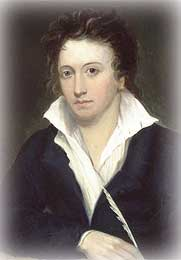 Percy Shelley - Percy Bysshe Shelley