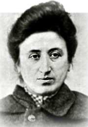 Obras Escogidas de Rosa Luxemburgo en castellano - Edicions internacionals Sedov - Germinal - en defensa del marxismo Rosa_Luxemburgo