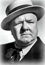 William Claude Fields - W. C. Fields